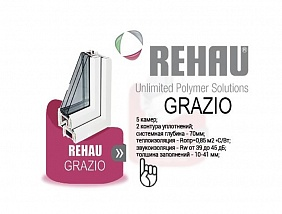 Окна REHAU DELIGHT-Design